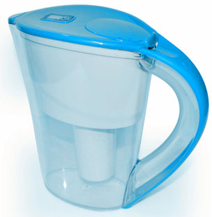 Aok 801 Alkaline Water Filter Pitcher